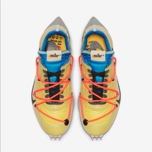 Nike X Off-White Vapor Street (Sz 6.5M/W8) Yellow